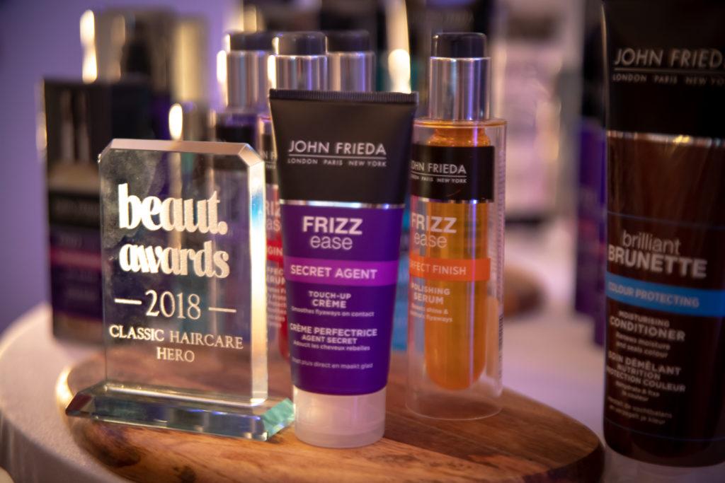 Beaut Awards 18 John Frieda