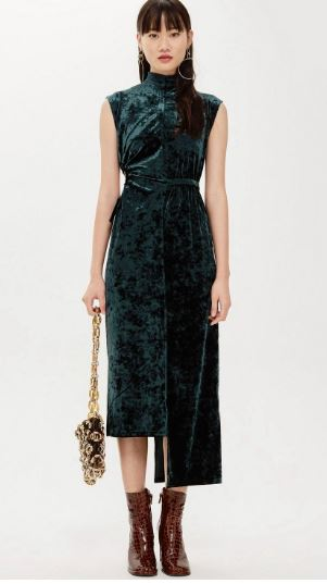 topshop wedding guest dress work dress