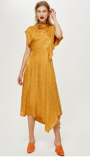 topshop wedding guest work dress 2