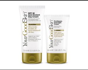 yourgoodskin anti-oxidant moisturiser