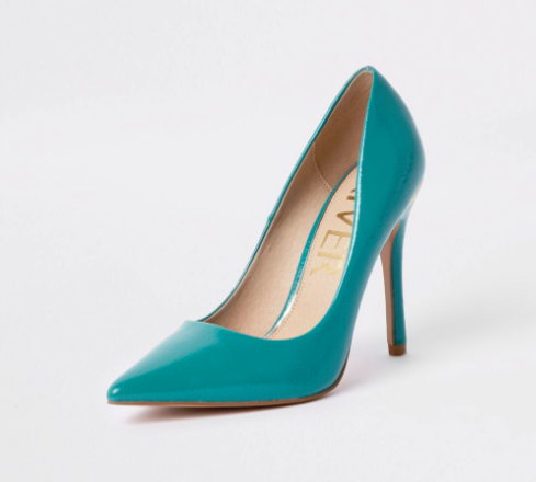 river island victoria beckham shoes