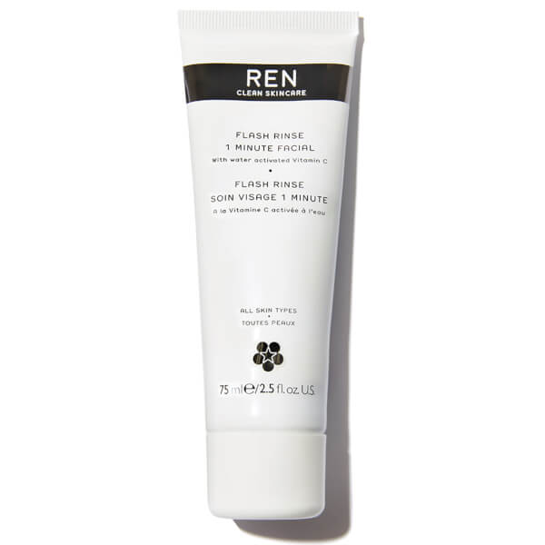 ren face wash facial