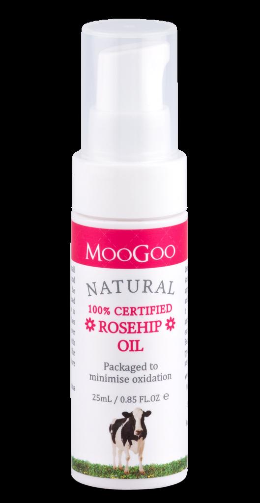 moogoo rosehip oil 100% natural