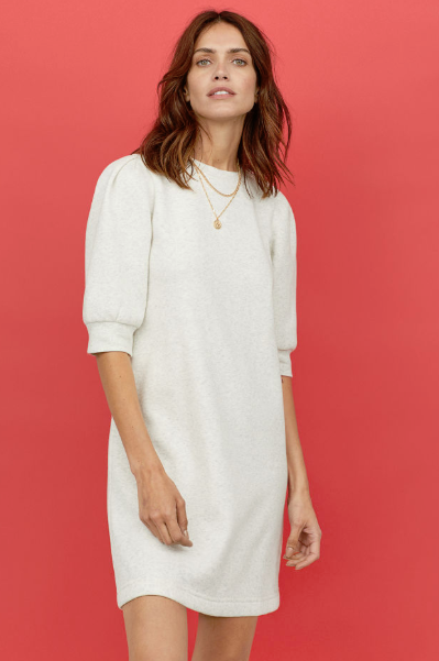 hm sweatshirt dress