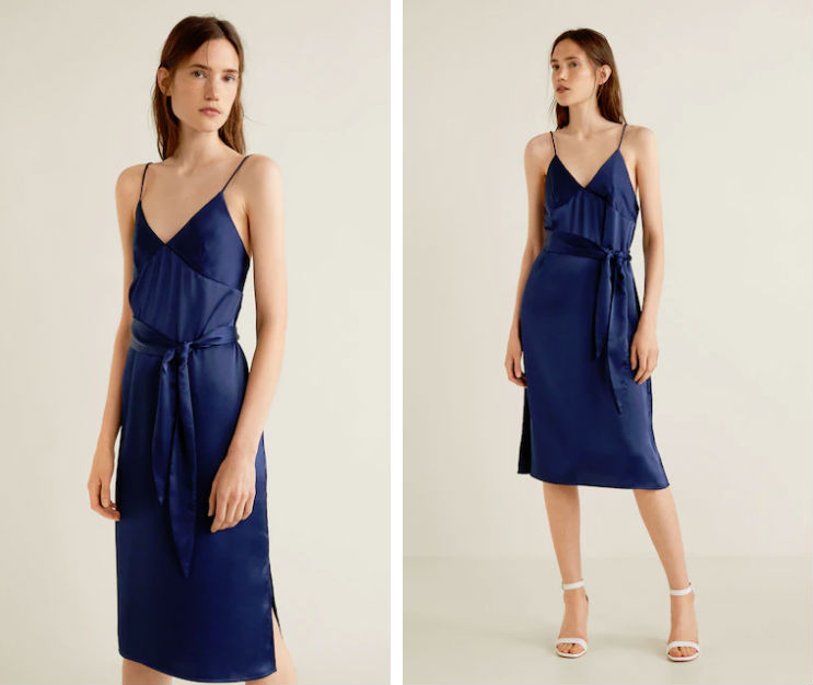 This 50 Dress Is Going To Be Your Wedding Guest Hero Beaut Ie