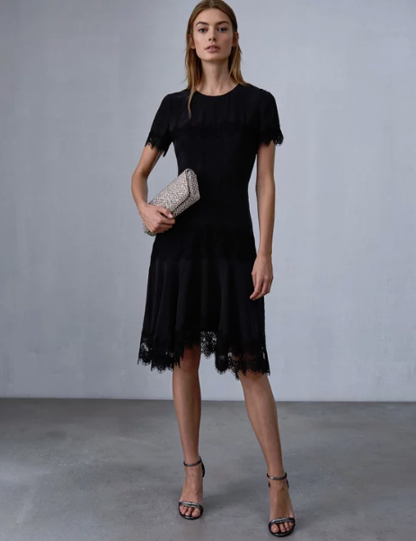Black Dresses You Can Totally Wear To A Wedding Beaut Ie