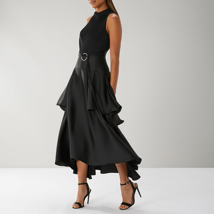coast black dress