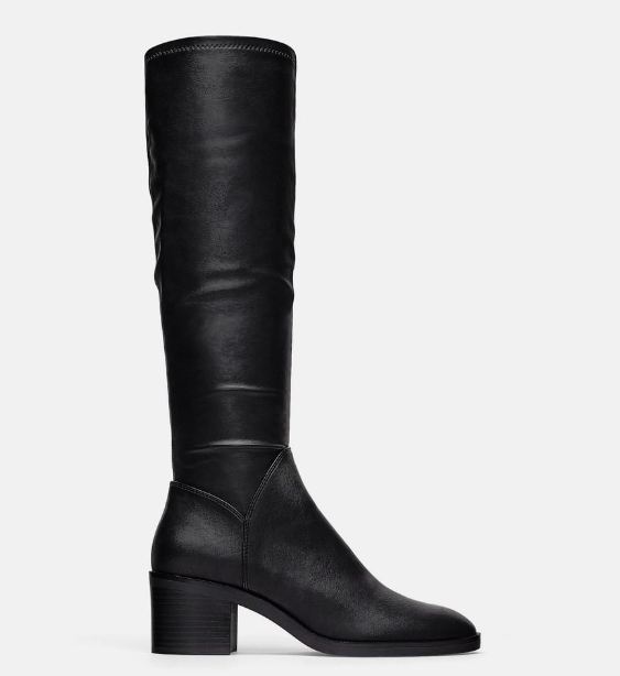 boots with a hint of a heel