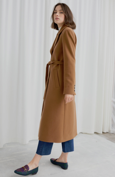 9 Of The Best Camel Coats For This Winter And Beyond