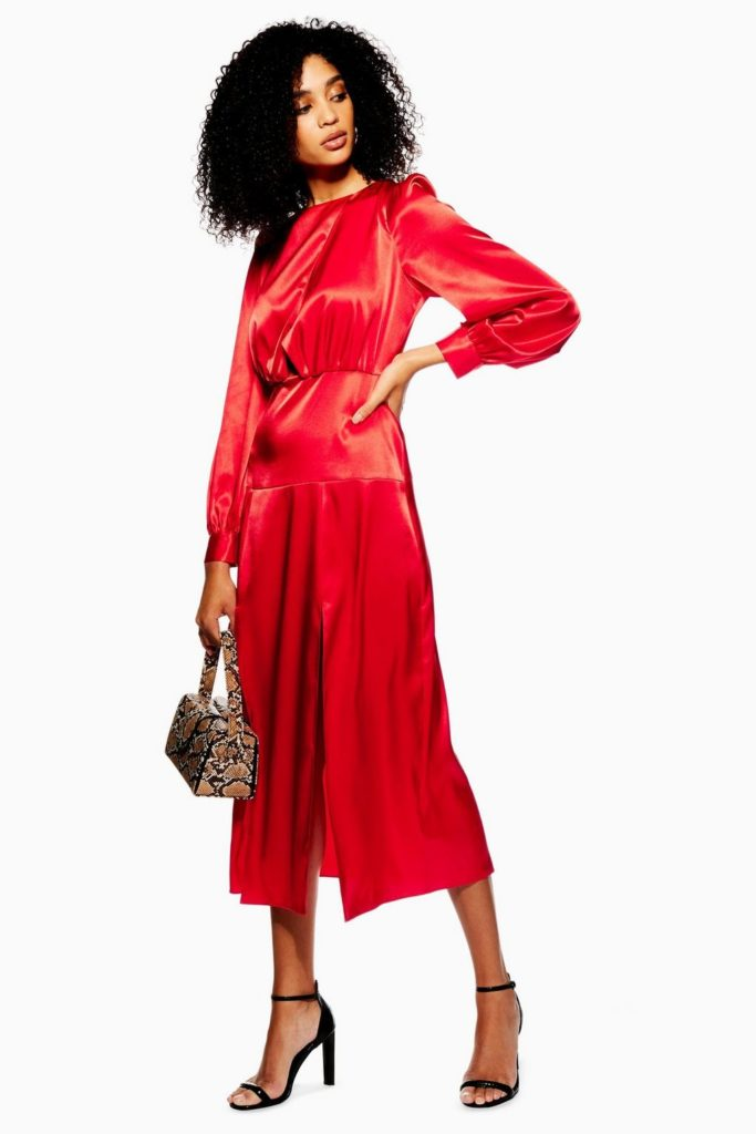 a281de279a9 9 wedding guest dresses you can wear with black tights