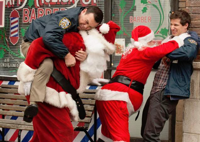 brooklyn nine-nine christmas episode