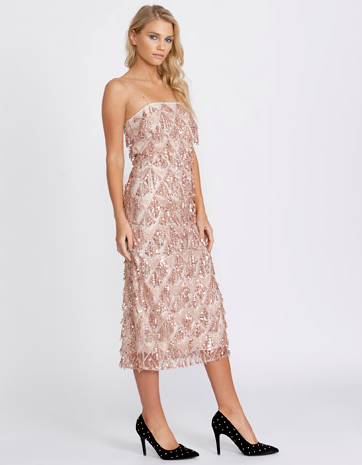 4b6e887034 9 wedding guest dresses perfect for a New Year s Eve wedding