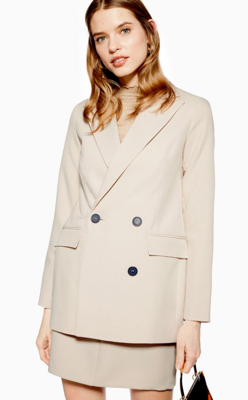 topshop ally mcbeal suit