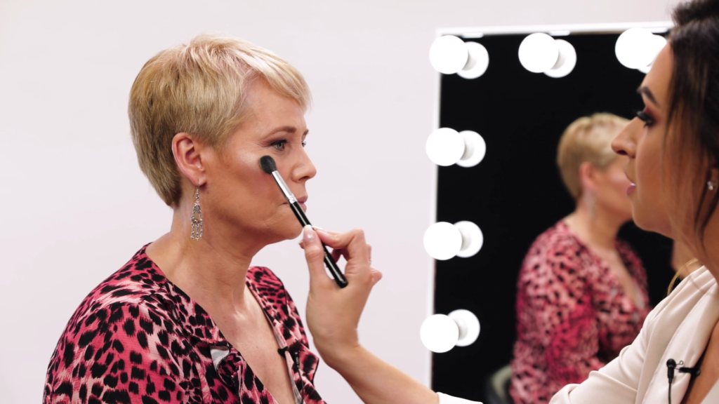 Edel Morgan gets a makeover