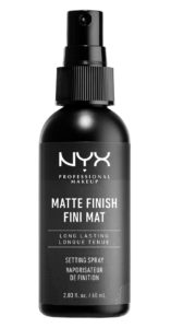 NYX Matte Finish Setting Spray - Look Fantastic