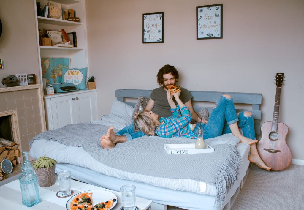 What to Expect When You Move in Together for the First Time