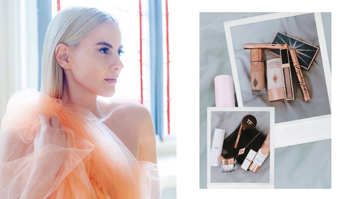 Lyra Inside the Makeup Bag