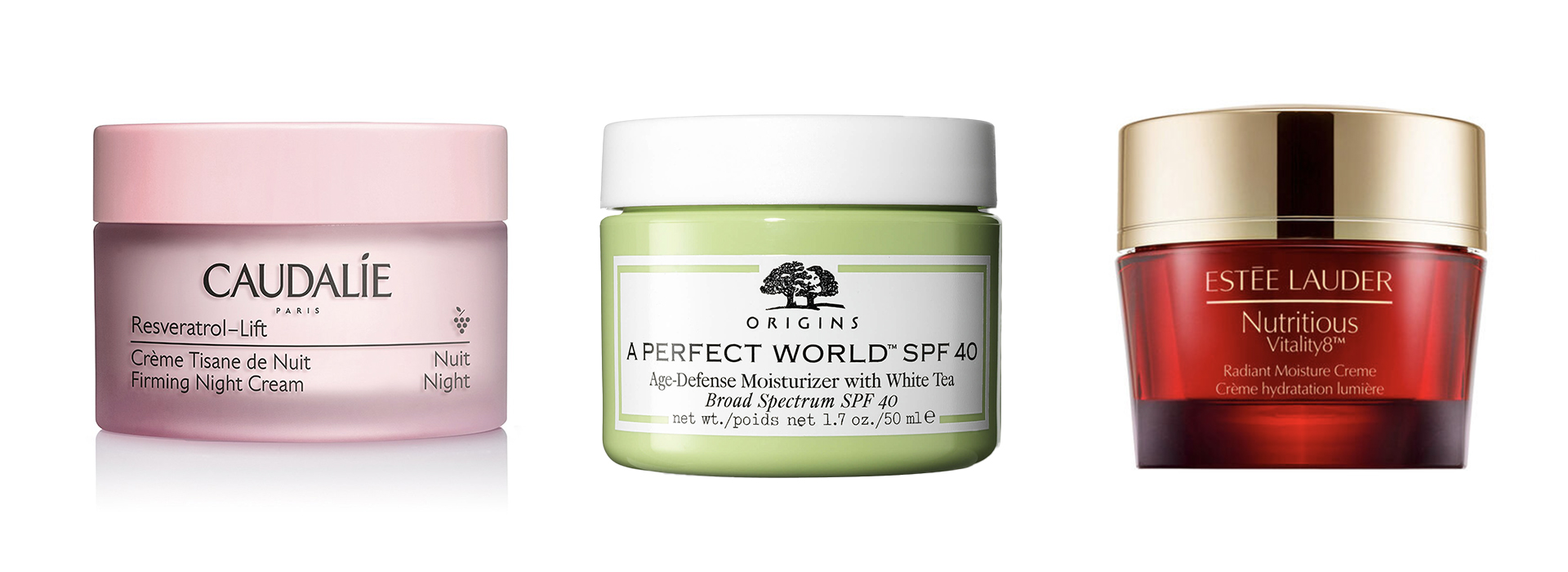 Skincare Products with Antioxidants