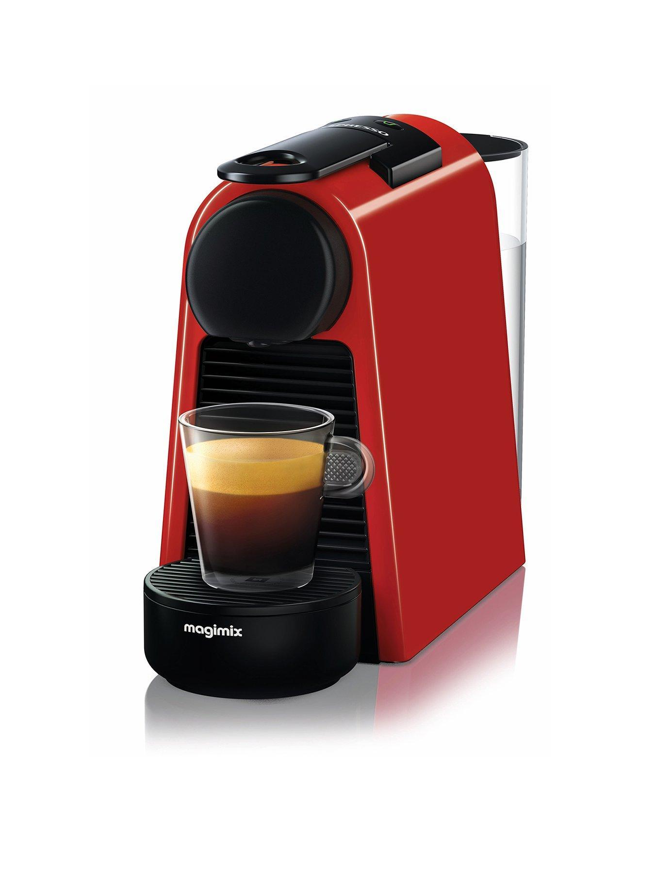 Valentine's Day Gift for Coffee Addicts: Magimix Mini Coffee Machine
