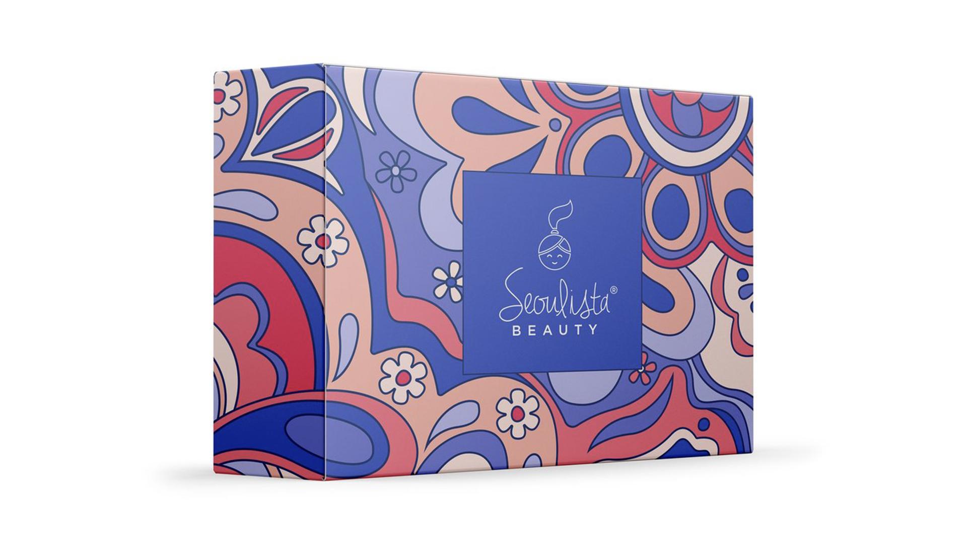 Galentine's Day Gift Seoulista 'The Sunshine Edit' Beauty Kit