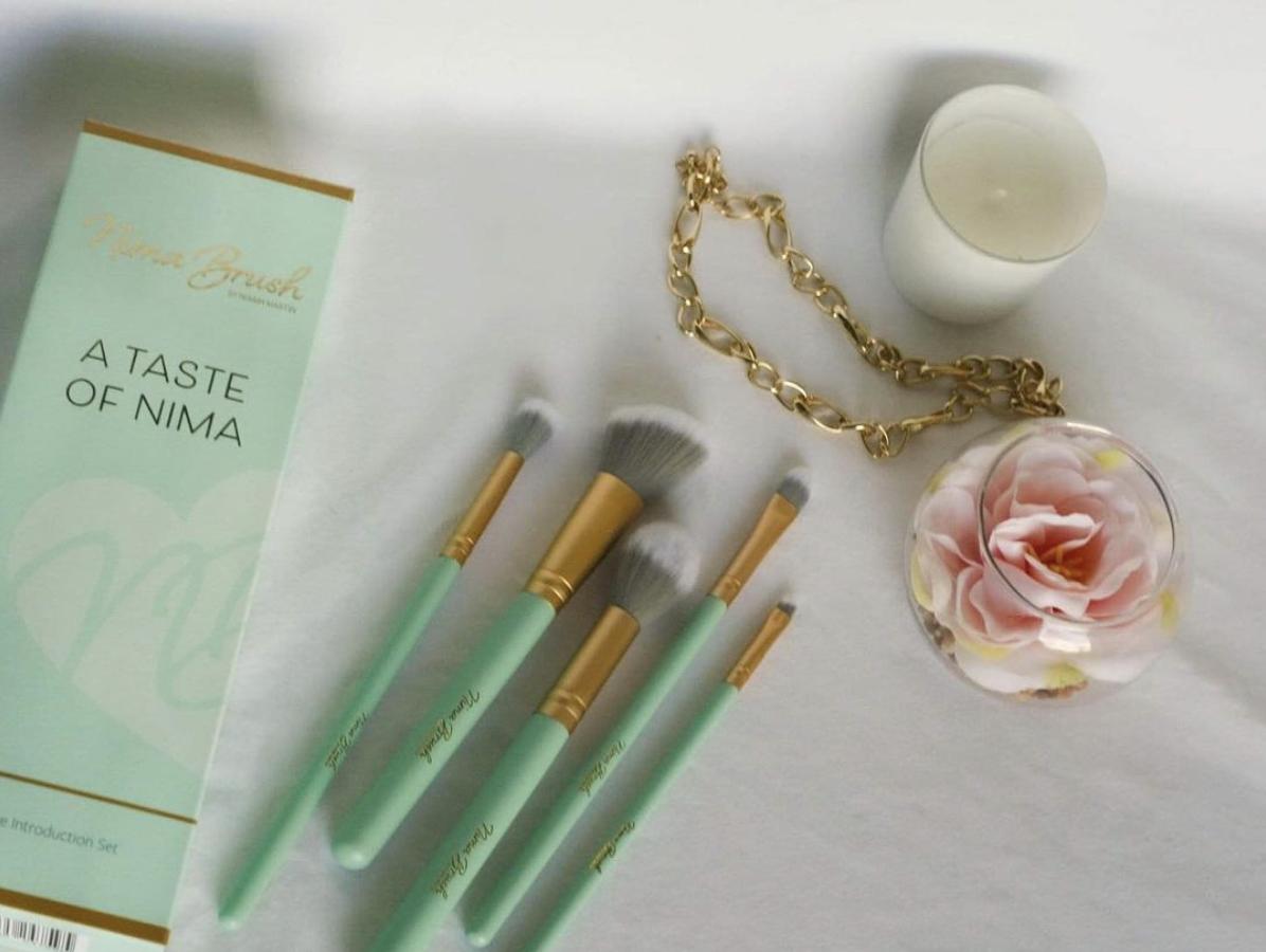 Irish Owned Beauty Brand: Nima Brush