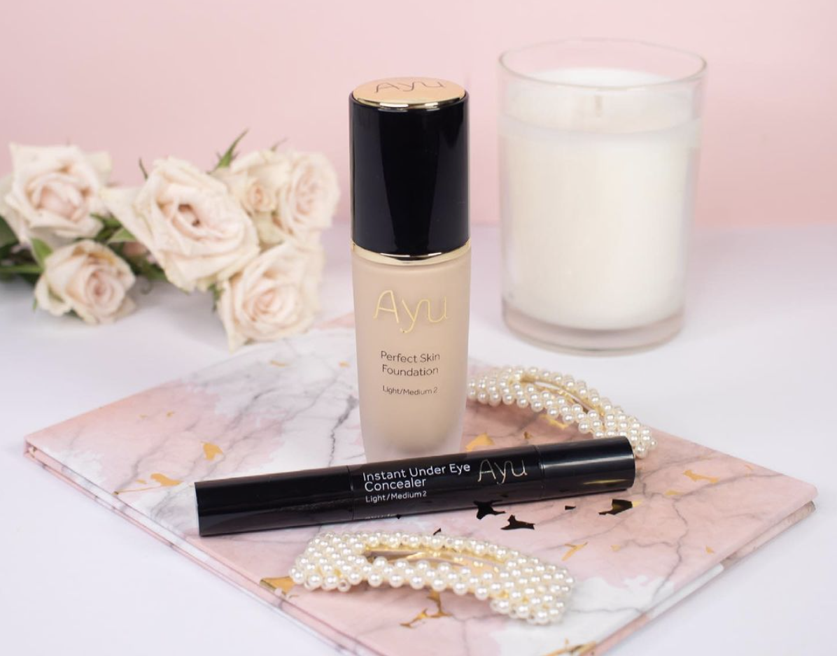 Irish Owned Beauty Brand: AYU