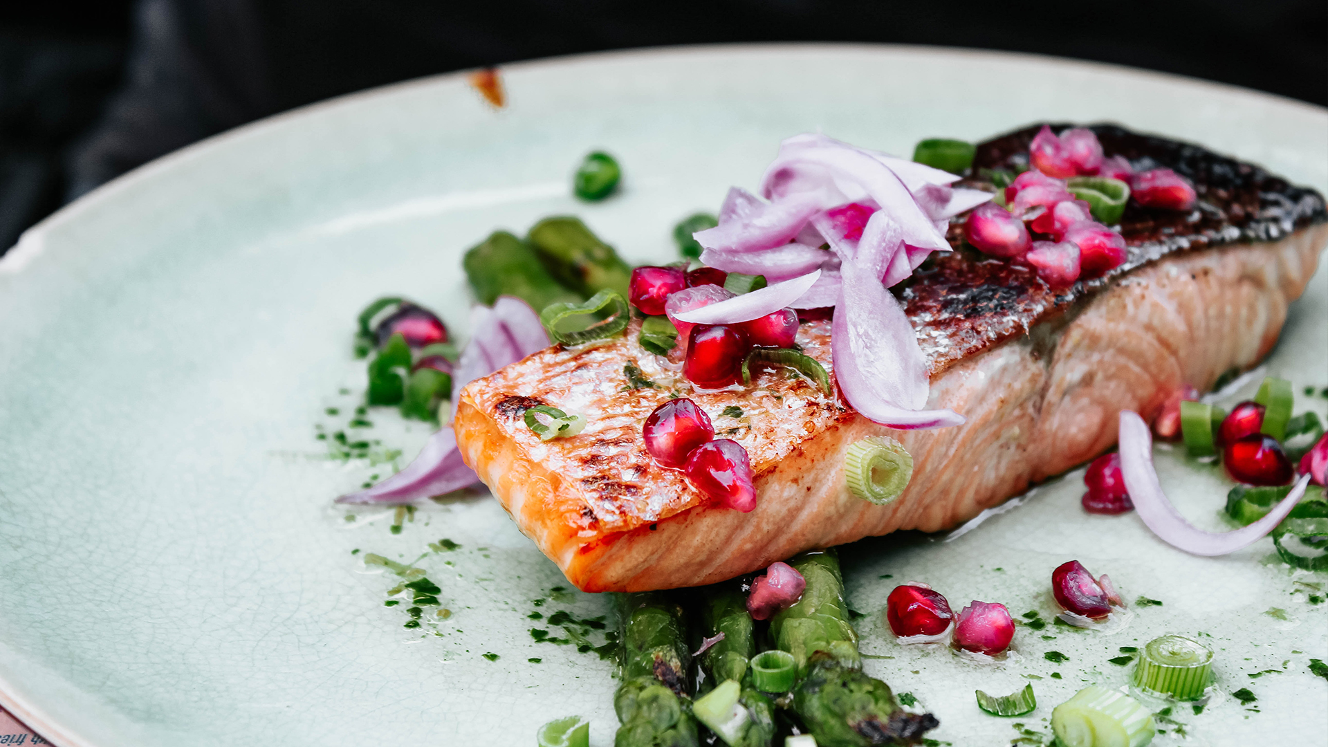 Nutrients - Omega 3 - Salmon