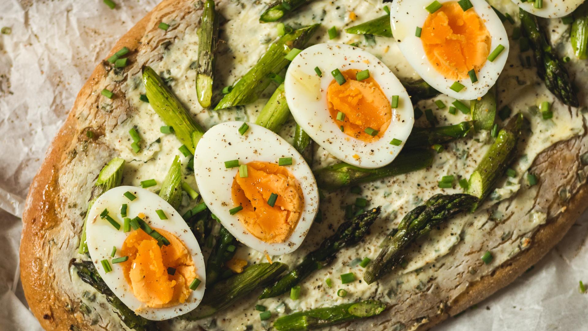 Skin Supplements - Protein - Eggs