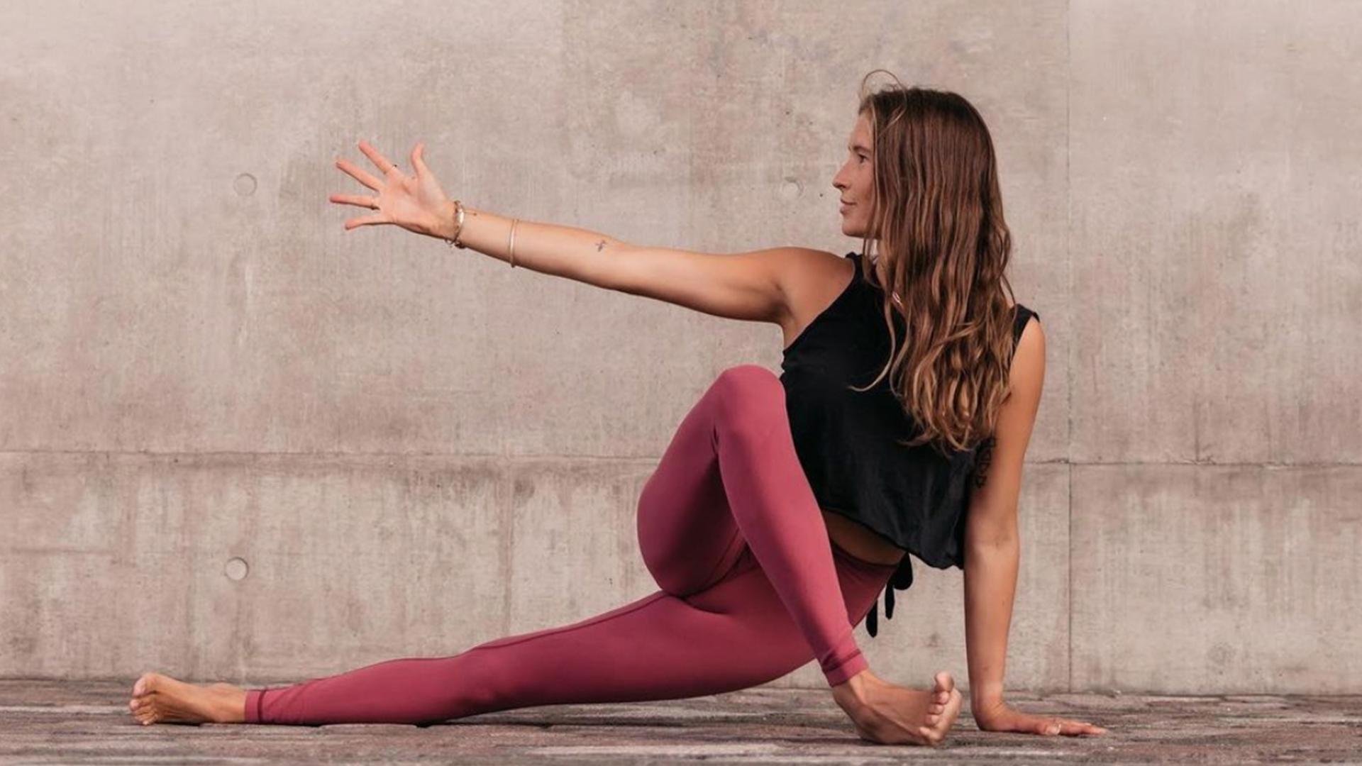 YouTube Yoga Channel: Annie Clarke